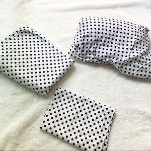 Victoria's Secret PINK Bedding  Twin 3pc Sheet Set